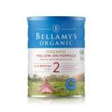 Bellamy's Organic 贝拉米有机奶粉 二段(新版)(3罐6罐价更优)