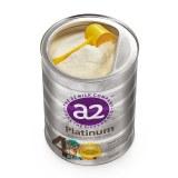 a2白金系列高端婴幼儿配方奶粉四段(新版)(3罐6罐价更优)