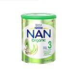 雀巢卓淳能恩有机NAN Organic婴儿配方奶粉三段 800g (3罐6罐价更优)