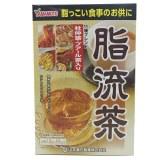 日本 山本汉方 脂流茶10g*24包