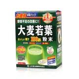 山本汉方 日本 大麦若叶粉末青汁 3g*44小袋