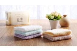 日本白云浴巾制作工艺居然如此复杂,难怪用的人都说好!