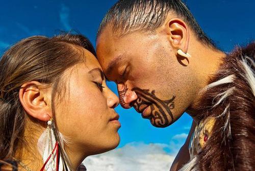新西兰毛利刺青