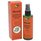 EGO Moov Insect Repellent Spray驱蚊喷雾120ml儿童孕妇可用