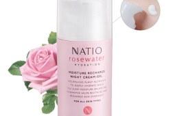 NATIO玫瑰亮肤晚霜,让你重新定义滋润力!