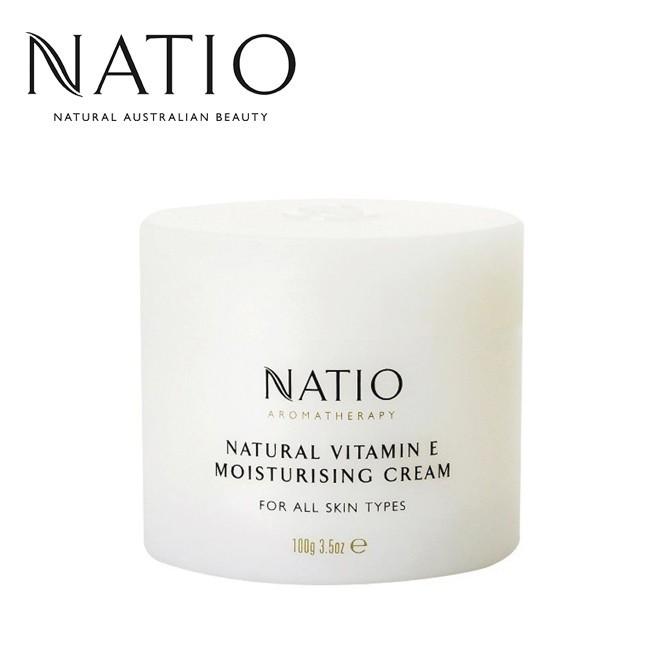Natio娜迪奥维生素E面霜