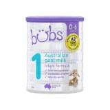 贝儿bubs羊奶粉婴儿宝宝儿童配方奶粉一段 (3罐6罐价更优)