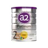 a2白金系列高端婴幼儿配方奶粉二段(新版)(3罐6罐价更优)