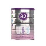 A2孕妇奶粉产妇早期孕中期哺乳期 营养DHA妈妈成人牛奶粉900g (新版)(3罐6罐价更优)