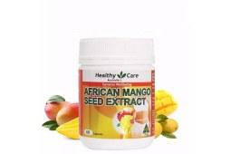 非洲芒果籽瘦身原理是什么?Healthy Care非洲芒果籽精华对身体有副作用吗?