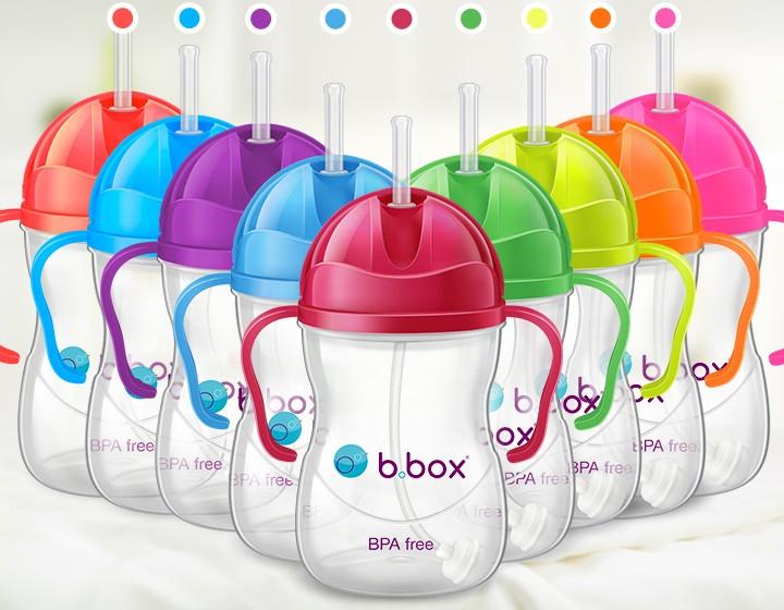 bbox吸管杯