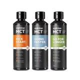 melrose椰子油食用MCT油基础油生酮饮食基础供能防弹咖啡饮料