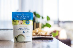 Bellamy's贝拉米米粉的冲调方法