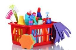擦一遍就干净,都是因为这些清洁用品,怪我们过分优秀