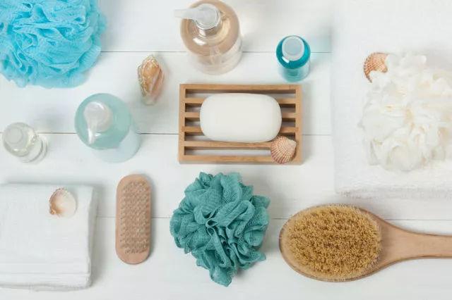 沐浴露,香皂