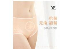 YPL 4D暖宫抗菌无痕内裤