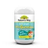 Nature's Way佳思敏益生菌儿童无糖软糖 促进肠胃消化改善便秘宝宝益生元65粒