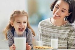 优质奶粉陪伴儿童健康成长