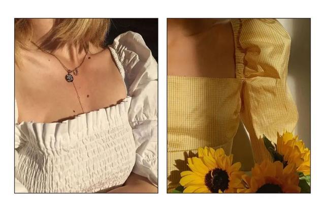 法式连衣裙
