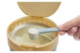 家长们可以为宝宝选择口感清淡的奶粉