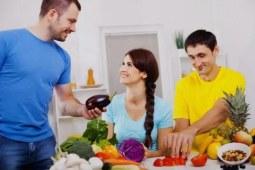 素食者的营养与健康