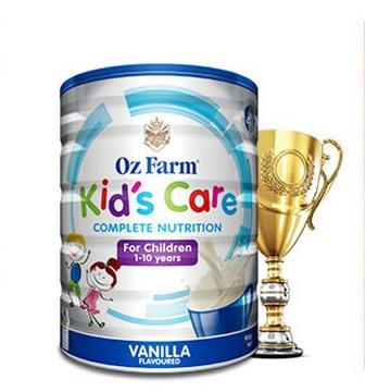 儿童成长奶粉