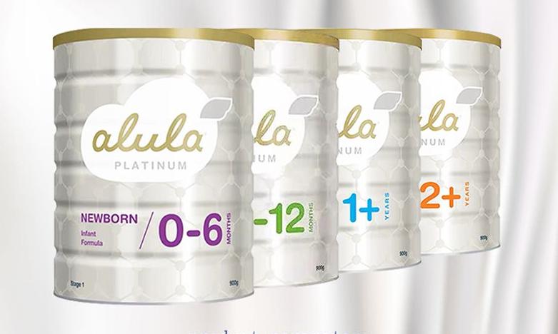 Alula奶粉