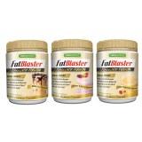 fatblaster金罐高纤维饱腹奶茶口味代餐奶昔430g