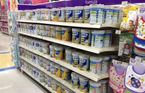 澳洲热销奶粉
