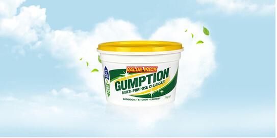 澳洲清洁膏gumption cleaner