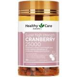 HealthyCare蔓越莓胶囊卵巢保养品澳洲女生保健品曼越梅精华90粒