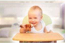 无肉不欢,宝宝的第一口肉肉