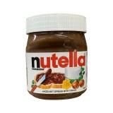 nutella费列罗能多益巧克力酱榛子早餐面包榛果酱400g烘焙原料