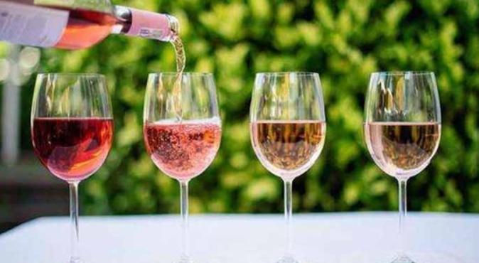 春天喝的葡萄酒