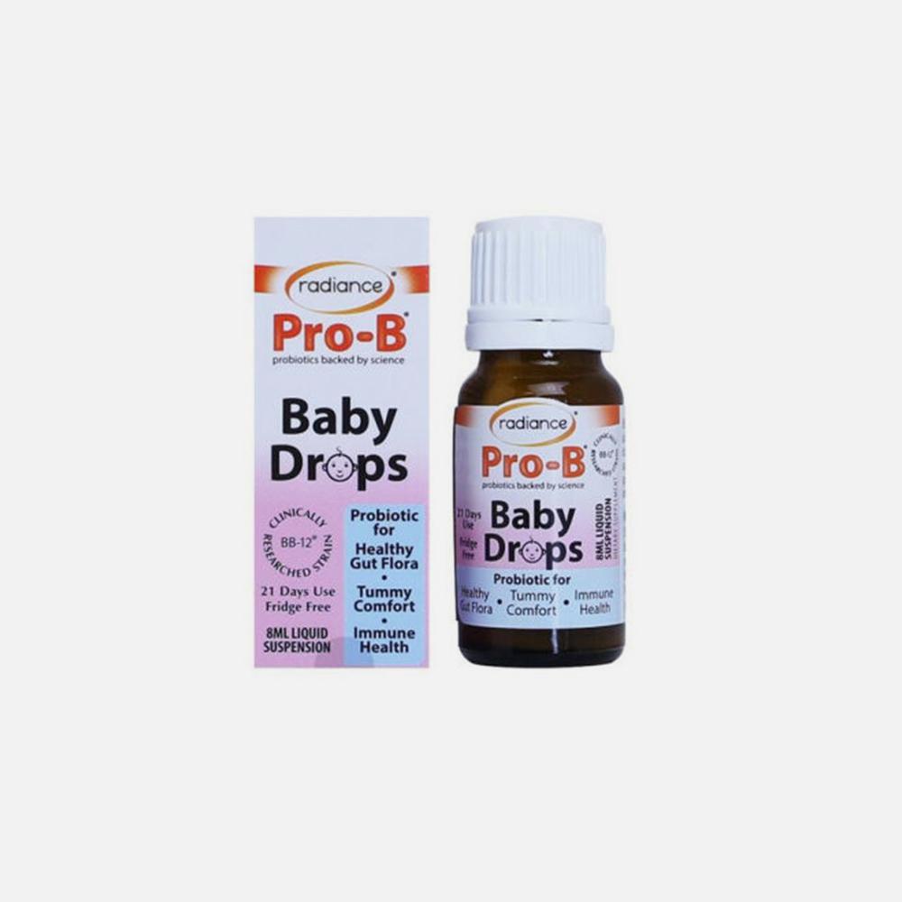 婴儿益生菌