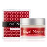 RoyalNectar新西兰蜂毒面膜50ml补水保湿夜间免洗睡眠蜂蜜涂抹