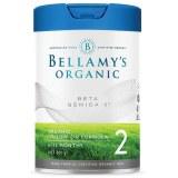 Bellamy 贝拉米白金版有机A2奶粉2段(3罐6罐价更优)