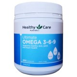Healthy Care Omega 3-6-9 亚麻籽月见草鱼油 200粒