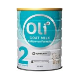 Oli6高端配方羊奶粉2段 800g (3罐6罐价更优)