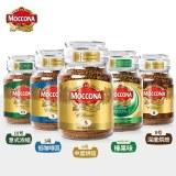 moccona摩可纳8号咖啡馆速溶提神学生低脂 醒脑咖啡粉罐装100g