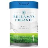 Bellamy 贝拉米白金版有机A2奶粉1段(3罐6罐价更优)