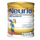 Neurio纽瑞优中老年人乳铁蛋白调制乳粉低脂补钙营养品