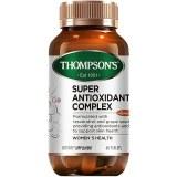 Thompson's汤普森白金抗氧复合片60粒 白藜芦醇缓解氧化