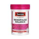 Swisse menopause balance缓解压力 更年期调整情绪60粒