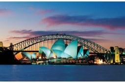 景点多到九宫格放不下的美丽岛国澳大利亚
