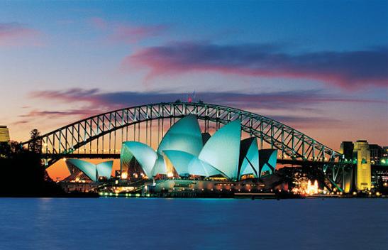 澳大利亚景点